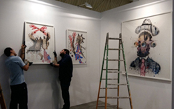 Swab Art Fair 2015, Barcelona