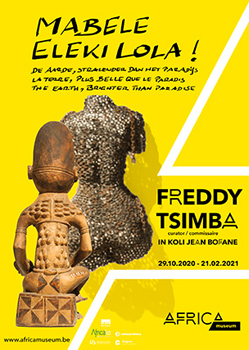 15 OCTOBER 2020 | Freddy Tsimba's busy agenda