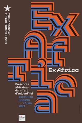 9 JUNE 2021 | Steve Bandoma in the Africa Reborn exhibition at the Musée du quai Branly