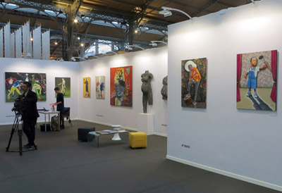 The Congo Eye Na Nantes exhibition, 2014